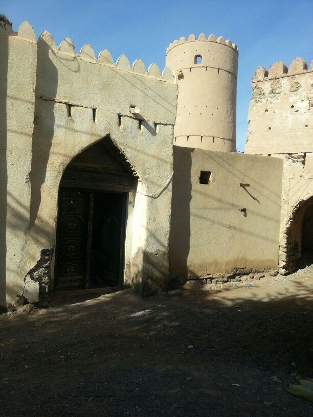 بيت الشيخ العلامة سعود بن حميد آل خليفين
